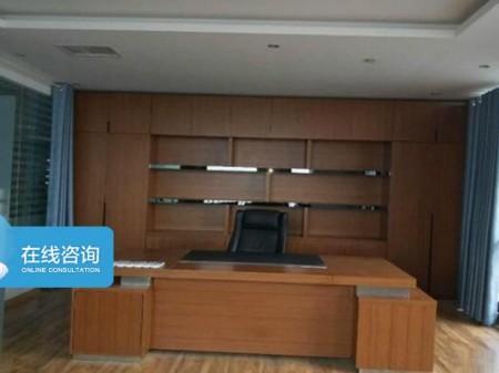 花果园金融街500平精装办公室拎包办公