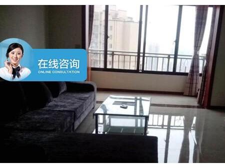 金阳观府壹号 小区环境优雅 拎包入住 3600每月 家电齐全