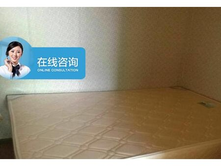 中天会展城A区 90平米两房 简单装修 生活配套齐全 随时拎包入住