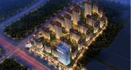【紫御府】项目获规划许可证 碧桂园·西南上城一期