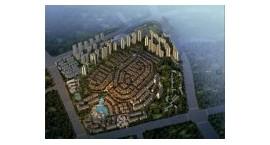 中航城城市综合体棚改项目设计方案行政审批批前公示 总用地面逾73万方!