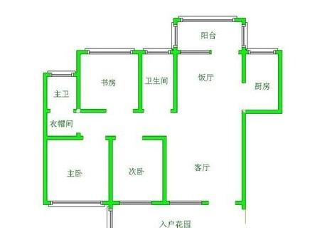 山水黔城10组团 中庭位置 满2年 无贷款 直接过户 带家具家电