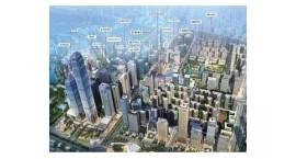 贵阳国际金融中心二期商务区N区、A8组团中小学获规划许可证