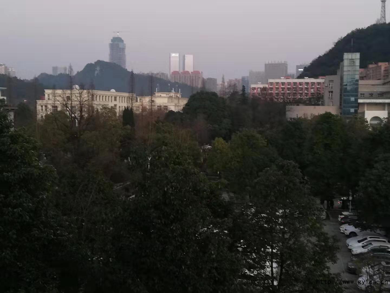 贵州理工学院教工小区,环境优美